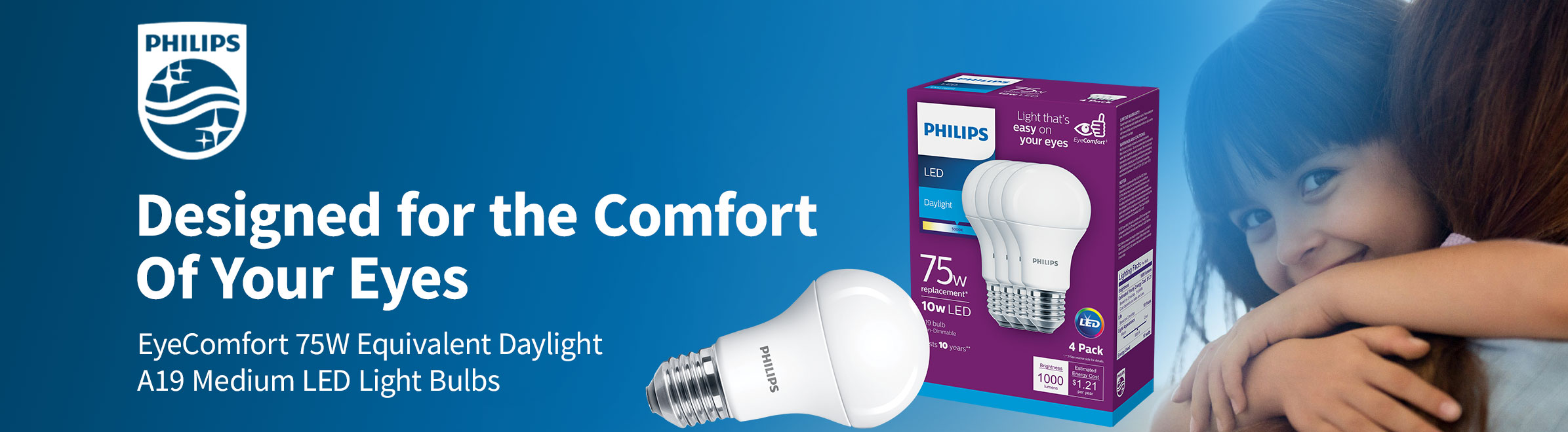 Philips LED Lightbulbs