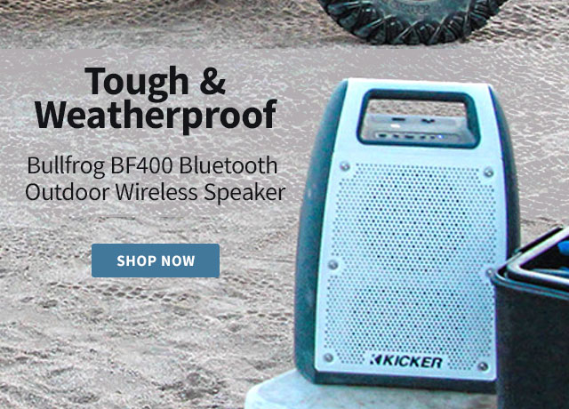 Bullfrog Wireless Speakers