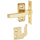 National Brass Casement Latch Fastener Image 1