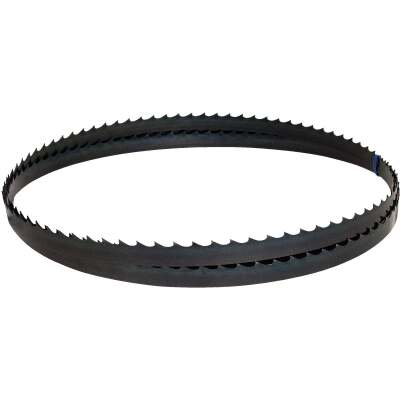 Olson 80 In. x 1/2 In. 3 TPI Hook Flex Back Band Saw Blade