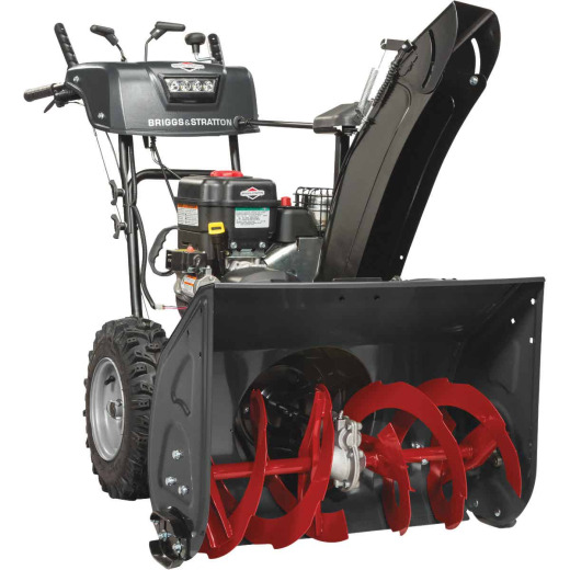Briggs & Stratton 27 In. Dual Stage 11.5 TP 250cc Gas Snow Blower