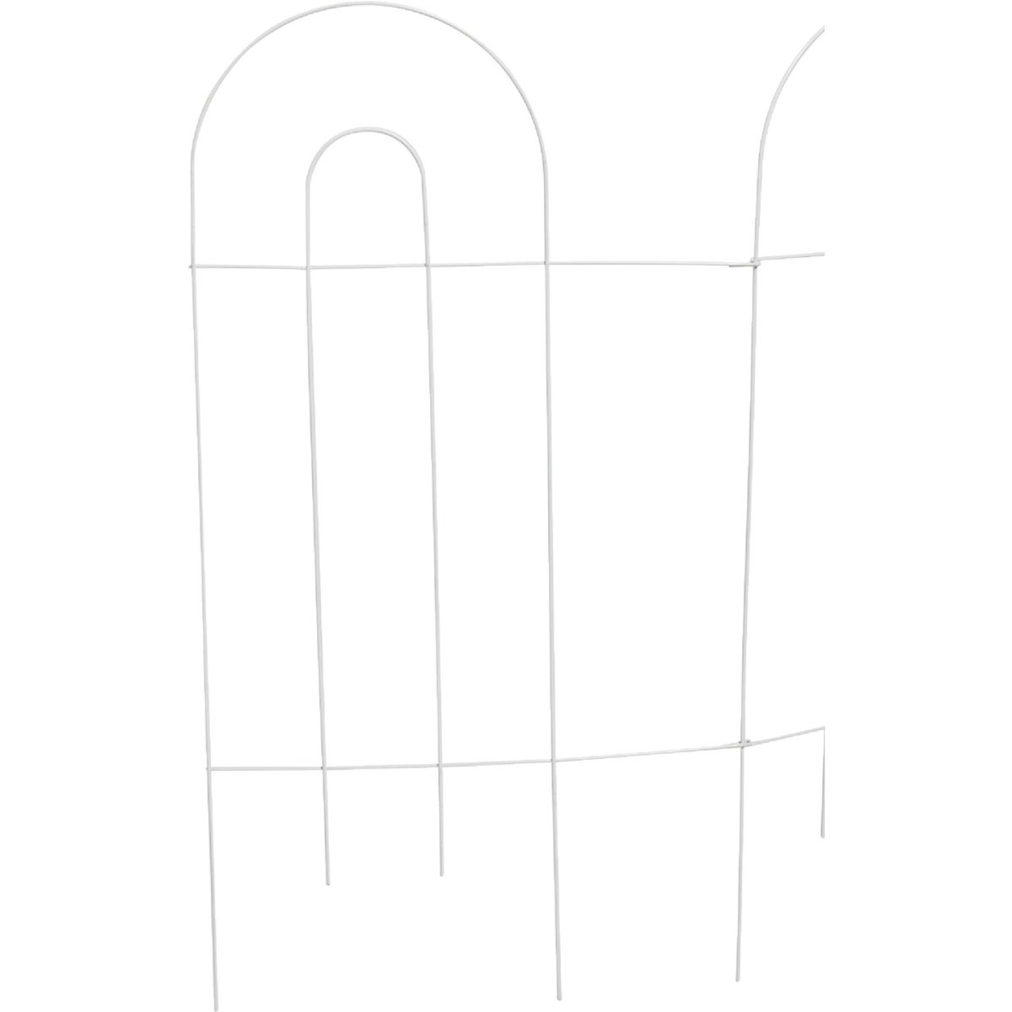 Best Garden 10 Ft. Wire Folding Fence Image 1